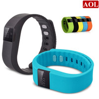 Wholesale TW64 Smartband Smart sport bracelet Wristband Fitness tracker Bluetooth fitbit flex Watch for ios android xiaomi mi band colors