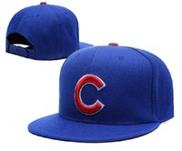 balls wicks - MLB Chicago Cubs Baseball Cap Front Logo Alternate Adjustable Hat wicks away sweat Adult Sport Cap With Box