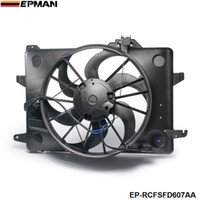 Wholesale EPMAN NEW Radiator Cool Fan AC Condenser Radiator Cooling Fan For Lincoln Ford Mercury F8VZ8C607AA EP RCFSFD607AA