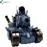 adult computer games - Video Computer Game Metal Slug Tank Model Action Figure With Weapons Mini Cute Collection Assemble Toys Kid Adult Gift Dolls
