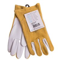 argon welding gloves - Grain Deerskin TIG Welding Glove Argon arc welding safety gloves deerskin welding work glove