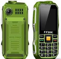 bar f - F FOOK F209 Old Man Phone inch Screen mah Battery Dual Sim Card Dual Standby Phone For Old Man with Retail Package