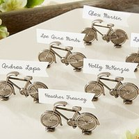 bicycle crads - Wedding Place card holder quot Le Tour quot Bicycle Place Card holder With Crads