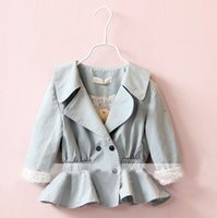 Wholesale Hug Me Baby Girls Sweater Jackets Coat Cardigan New Autumn Winter Coat Outerwear AA