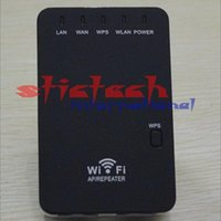 Wholesale 20 pieces Wireless Router AP Repeater Booster WIFI Amplifier LAN Client Bridge