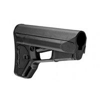 acs stock - Perfect Version PTS ACS L Stock ACS CARBINE buttstock With Rubber Pad for AR15 M4 carbines using commercial spec receiver extension tubes