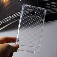 anti finger print - air sac case for Xiaomi Redmi S cover with finger print hole anti knock thick TPU material