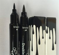 Wholesale Kylie liquid eyeliner Brown and Black in gel eyeliner High quality High Quality