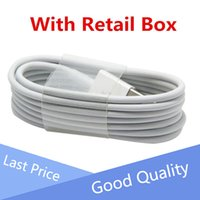 apple cable box - Micro USB Sync Data Cable Charging Cords Charger Line With Retail Box Package for Samsung Galaxy S3 S4 S6 Edge LG HTC Sony Nokia M Ft