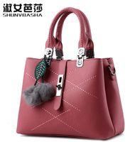 Wholesale 2016 new bags OL bag female fashion handbag Crossbody Bag Type commuter shoulder handbag direct
