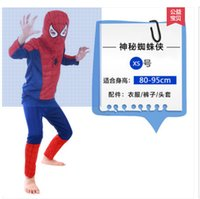 adult performers - Halloween children s clothing boys Spiderman clothes tights cosplay suit adult performers hero for adolescents and adults