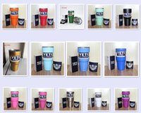 best briefs - The best quality NEW Colors YETI Tumbler Rambler Cups Large Capacity Stainless Steel Tumbler Mugs Cooler cup
