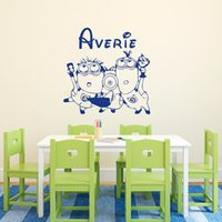 baby wall names - Custom Made Vinyl Wall Decals Personalised Baby Name for Kids Rooms Decor