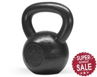 Wholesale Kettlebell lbs Hand Weight Solid Cast Iron Body Fitness Gym