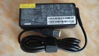 Wholesale New Original V A ADLX65NCT3A laptop AC Adapter power charger for Lenovo G400 G500 YOGA13 YOGA11 For Thinkpad X1 Carbon