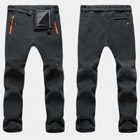 Wholesale New Winter Outdoor windproof snowboard pants men snow pants trousers waterproof windproof warm Breathable ski pants