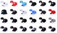 Wholesale MIX ORDER NEW New York Yankees Baseball Hats Adjustable Caps Stiched Embroidered Men Women Sports Hats Free Drop Ship sunnee