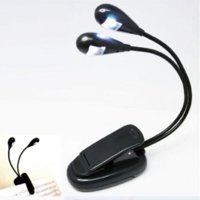 baby clip art - HGHomeart Clip on Dual Arms LED baby book Light Lamp Energy Saving USB Mini Led book Light Led