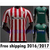 Wholesale Top Quality La liga Athletic Bilbao Home Away Soccer jerseys SUSAETA GURPEGUI MUNIAIN Maillot de foot New Football shirts