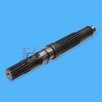 Wholesale PC100 PC120 Excavator Final Drive Travel Motor Shaft TZ269B2002 for GM18 Travel Motor Assembly