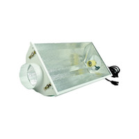 air cooled grow - 600 Watt Hps Grow Lights Air Cooled Reflector Auminum Light Fxture Reflectors