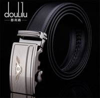 active cars - 2016 New Fashion Men s Genuine Leather Belts Luxury Automatic B Buckle Business Belts For Men