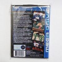 Wholesale Mega Turrican Game Cartridge bit MD Game Card With Retail Box For Sega Mega Drive
