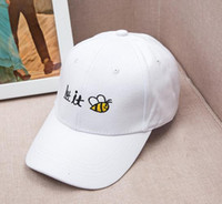 bees baseball - omens Snapback Caps Spring Casquette De Baseball Cap Pink Let It Bee Hat Lady Gorras Summer Visors Hats