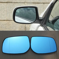 auto mirror parts - For Toyota Corolla Car Rearview Mirror Hyperbola Blue Mirror Arrow LED Turning Signal Lights Auto parts