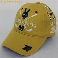 Wholesale New Lady Pearly Gates Golf hat caps with top Adjustable outdoor sport hats colors