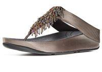 Wholesale woman s summer fashion slippers Summer sandals casual shoes Beautiful leg flip flops