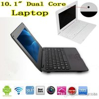 Wholesale 3pcs hottest mini laptop Dual Core inch Android VIA Cortex A9 GHZ HDMI WIFI Camera XB10