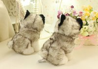 add dogs - husky dog plush toys stuffed animals toys hobbies inch cm Stuffed Plus Animals Add to Favorite Categories