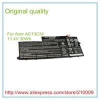 Wholesale Original Laptop Batteries for V5 P AC13C34 Batteries AC13C34 V mAh WH