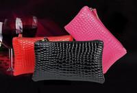 Precio de Monederos de las señoras libres-DHL liberan la pequeña bolsa del doblez del embrague del cuero de la señora del sostenedor del bolso del monedero de la moneda de las mujeres de la manera pequeña para el iphone 7 7 más 6s 6s más
