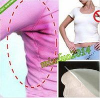 Wholesale Disposable Absorbing Underarm Sweat Guard Pads Deodorant Armpit Sheet Dress Clothing Shield Sweat Perspiration Pads
