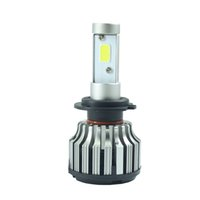 Wholesale Super bright led h7 car led fog drl cob lamp lm v auto headlight xenon K for volvo v70 lada vesta skoda car styling