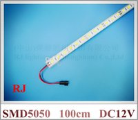 Wholesale LED rigid strip light SMD LED light bar LED cabinet light LED hard strip bar light barlight cm led SMD5050 DC12V CE