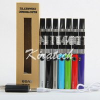battery pack supplier - Evod USB passthrough Vaporizer mah mah Ecigs UGO Batteries With Clearomizer Electronic Cigarettes Gift Box Pack China Suppliers