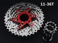 Wholesale MTB Bike Speed T T Card Type Flywheel Bicycle Flywheels Cassette Freewheel Bicycle Free Wheel