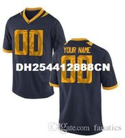 bear kid jersey - Men s Women Youth Kids Cal Bears Personalized Customized Football NCAA jerseys Navy Blue Top Quality Drop Shipping Cheap jerseys