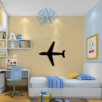 airline stickers - Airlines Sign Vinyl Decorative Wall Art Stickers And Decals Suitable For Bedroom Home