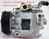 Wholesale QS90 compressor fit Mitsubishi Lancer outlander ASX L ES SE A418 A426 AKS200A402A