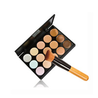 beautiful color combinations - Makeup Sets Color Concealer Brush Oblique Head Combination Of High Quality Beautiful Makeup Suits Soft Wool Without Leaving Marks