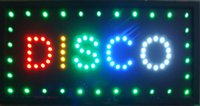 Wholesale 2016 New arriving customized LED DISCO neon sign led dancing room signage X19 Inch led billboards
