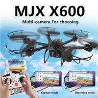 add connections - Camera Drones MJX X600 G Axis RTF RC Quadcopter Drone Can Add C4005 Camera with one key return button