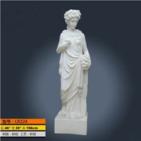 beauty styling products - A relief sculpture of people European style sandstone resin crafts Decoration beauty products fiberglass resin rats