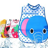 bibs for babies patterns - Cute Patterns Cartoon Baby Soft Bibs Waterproof Cartoon Bib Burp Cloths For Children Self Feeding Care