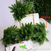 Wholesale High Quality christmas trees decorative simulation plant Flower arranging accessories artificial Flower