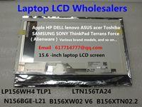 Wholesale LP156WH4 TLP1 LP156WH4 TLN2 N156B6 L03 N156B6 L0A LTN156AT03 LTN156AT15 LTN156AT23 LP156WH2 TLF1 NEW LED Display Laptop Screen